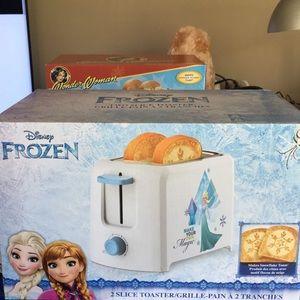 *NIB* Collectors' Disney FROZEN Toaster